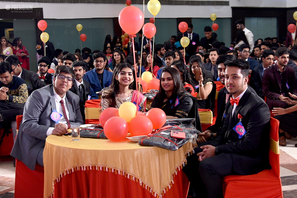 CLASS XII FAREWELL: A GOODBYE IS A HELLO TO A NEW BEGINNING!