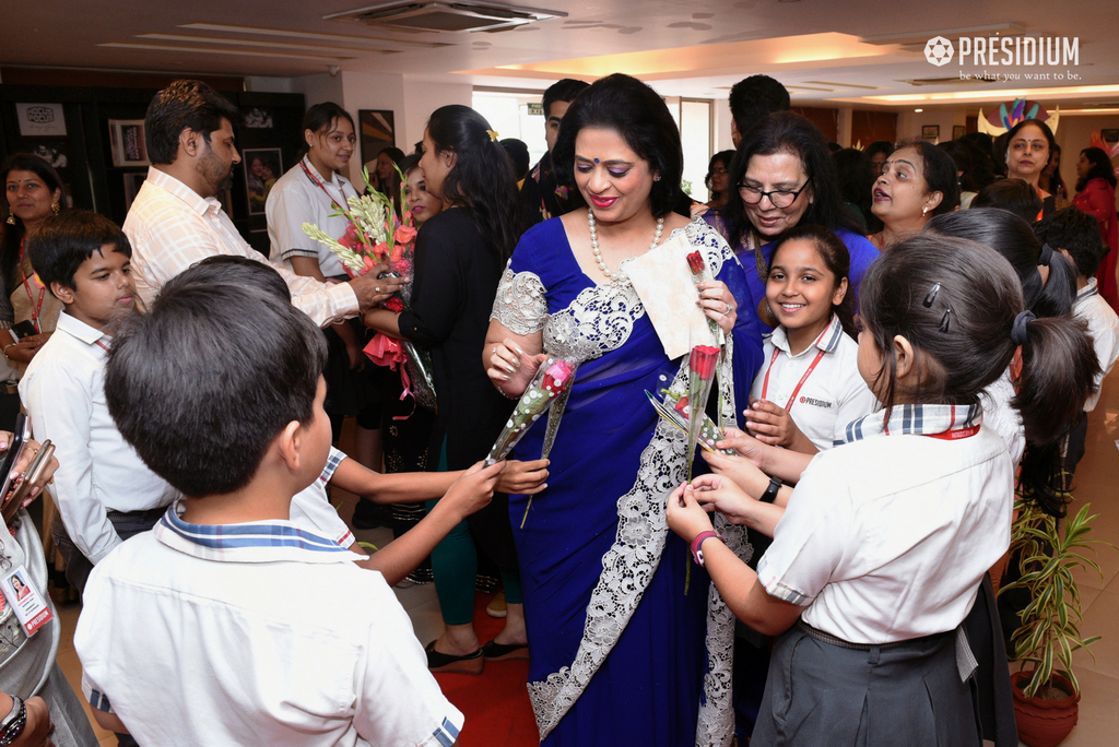 TEACHER'S DAY CELEBRATIONS 2019