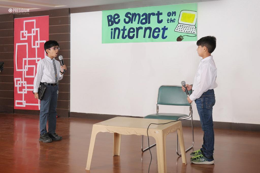PRESIDIANS PLEDGE TO CREATE SAFE USE OF DIGITAL TECHNOLOGY