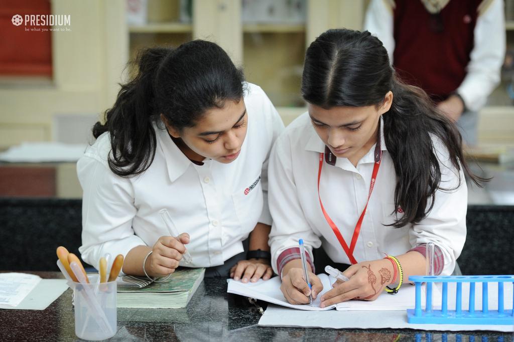 Biology Practical class-Grade 11 2019