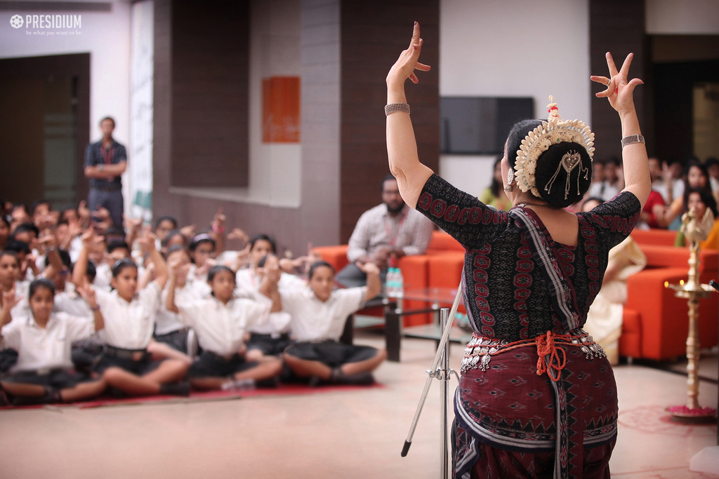 SPIC MACAY EVENT
