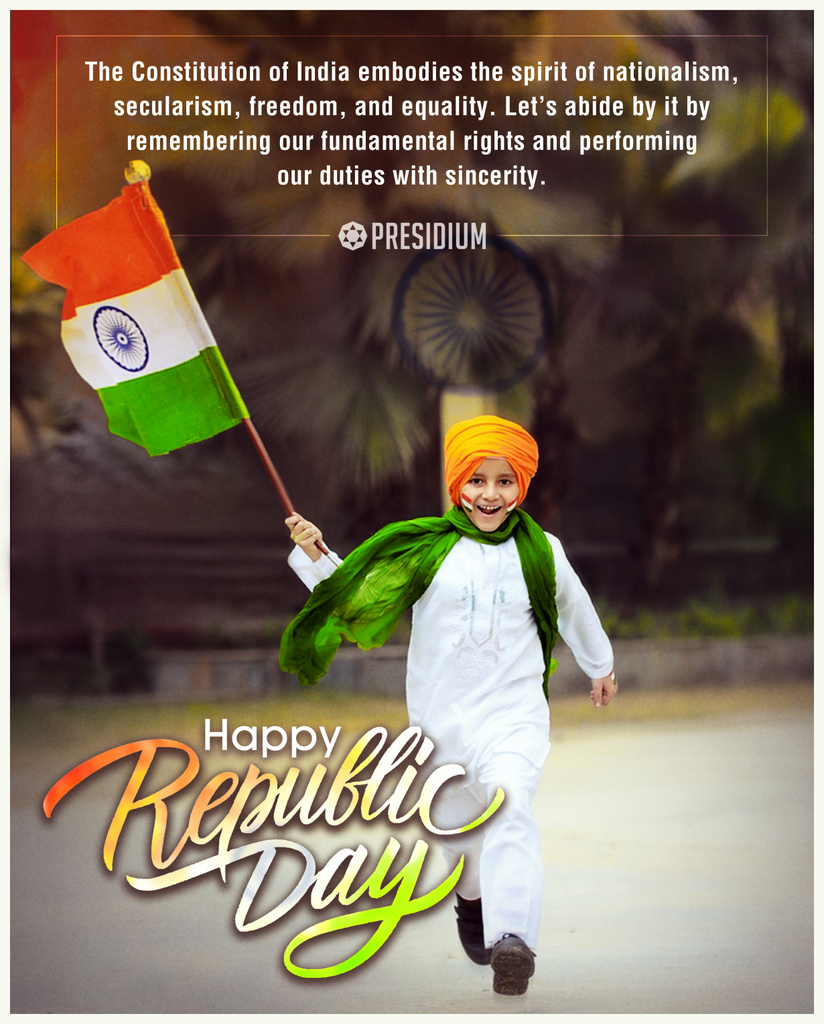 CELEBRATING UNITY AND DIVERSITY ON THIS REPUBLIC DAY