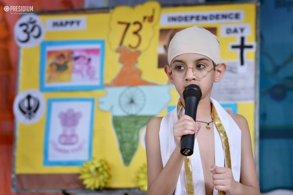 Independence Day Assembly 2019