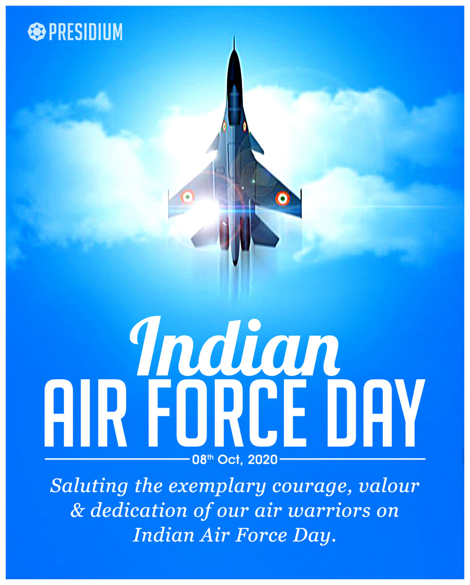 SALUTING THE UNMATCHED COURAGE & VALOUR OF OUR AIR WARRIORS