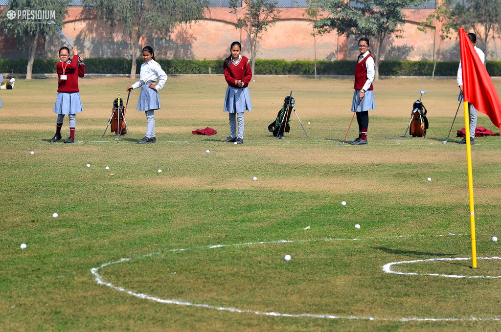 Inter- Club Golf Competition