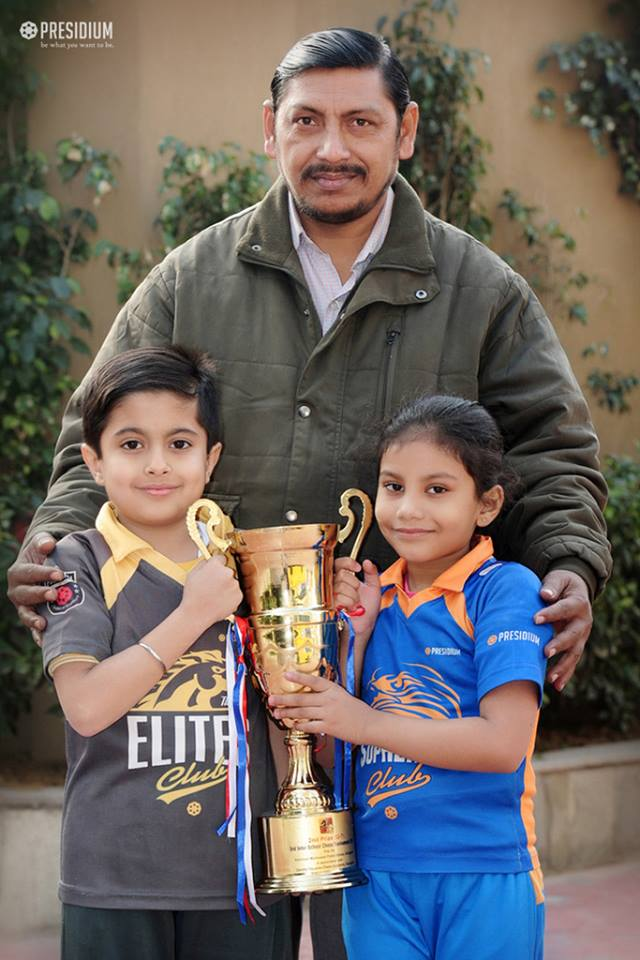 CHESS MAESTROS WIN BIG AT INTER-SCHOOL CHESS TOURNAMENT