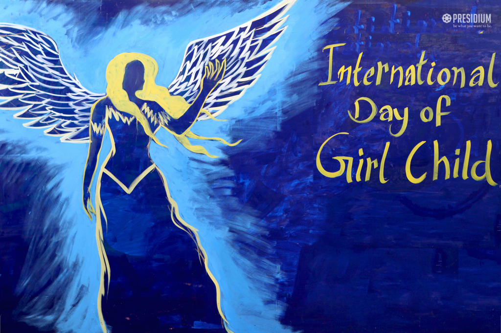 GIRL CHILD DAY: PRESIDIANS SPREAD THE MESSAGE OF GENDER EQUALITY