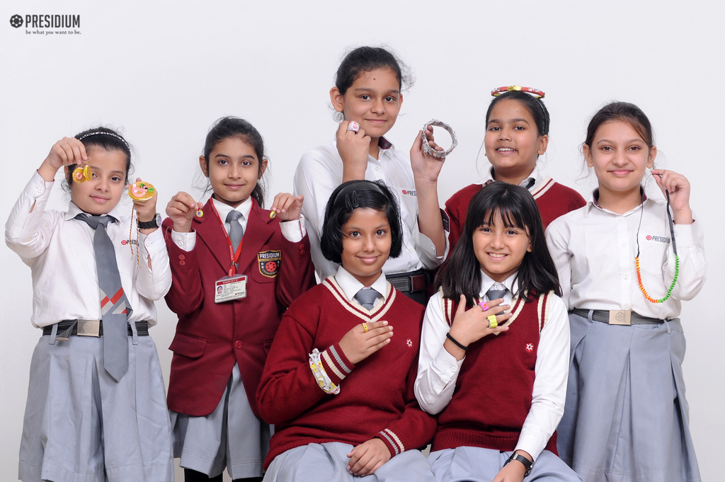 YOUNG AMBASSADORS OF ENVIRONMENT INSPIRE ALL TO REDUCE WASTE