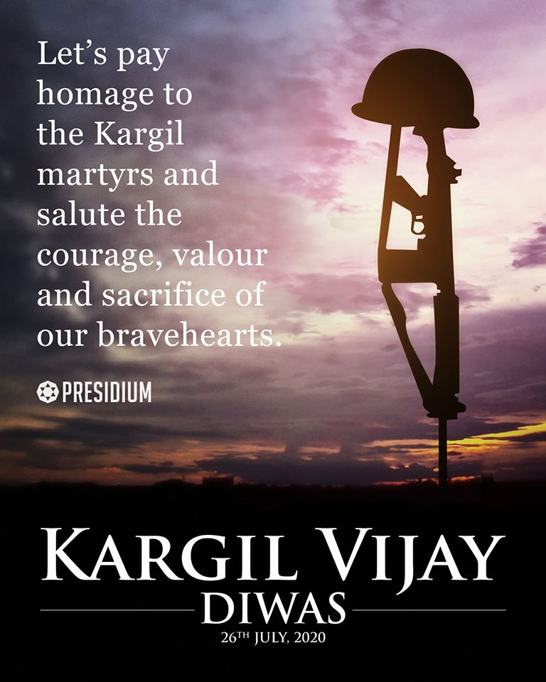 BOWING TO OUR VALIANT SOLDIERS FOR THEIR UNMATCHED GALLANTRY!