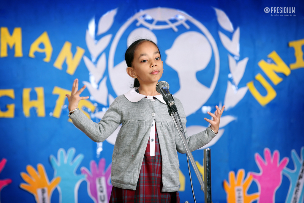 ORGANIZED ON HUMAN RIGHTS & UNICEF DAY 2019
