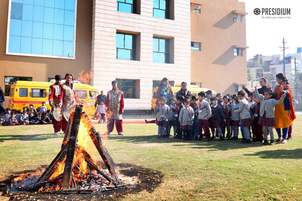 CELEBRATE THE FESTIVAL OF LOHRI  2019