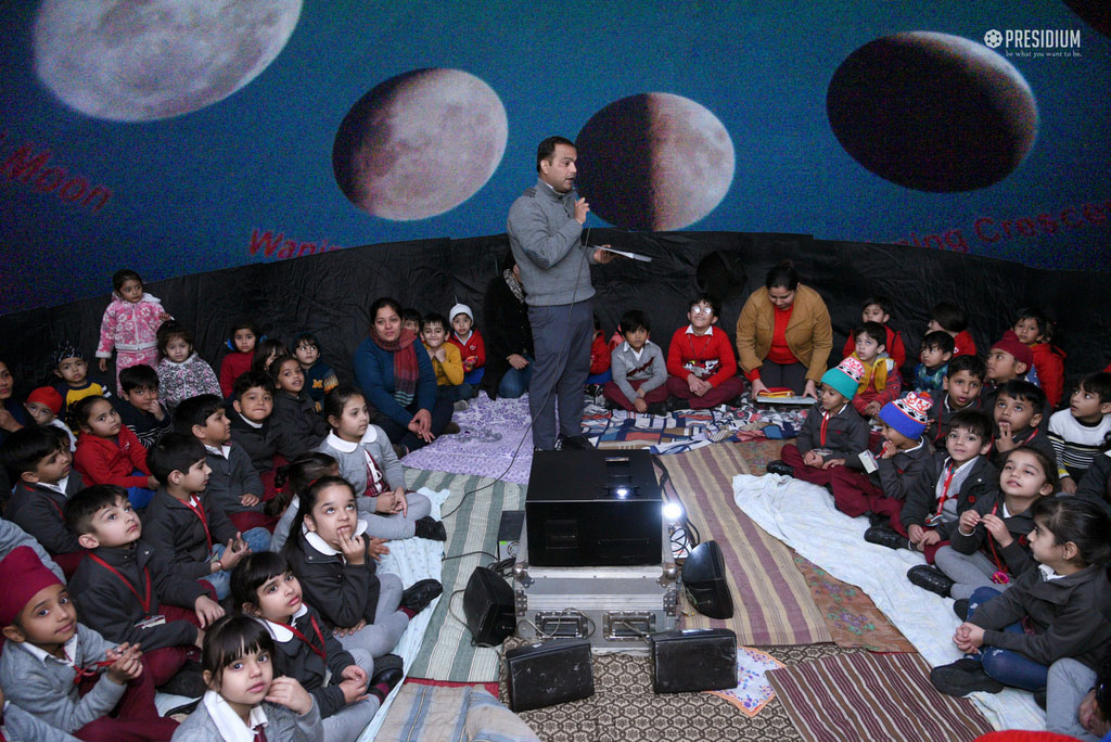 PLANETARIUM WORKSHOP BOOSTS PRESIDIANS CURIOSITY IN ASTRONOMY
