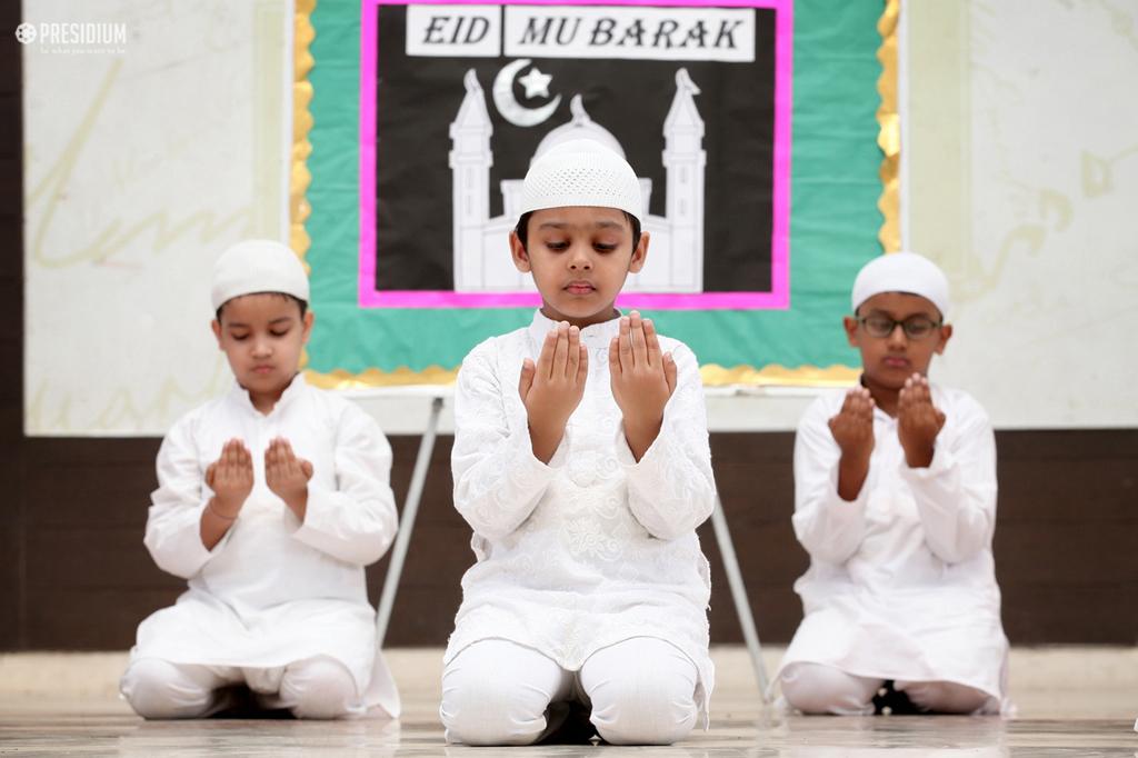 EID-UL-ADHA MUBARAK! PRESIDIANS CELEBRATE EID WITH ARDOR!