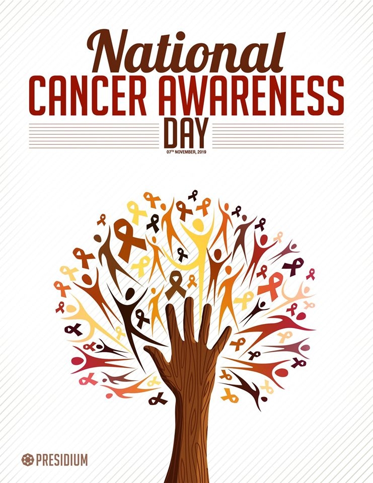 NATIONAL CANCER AWARENESS DAY: FAITH OVER FEAR