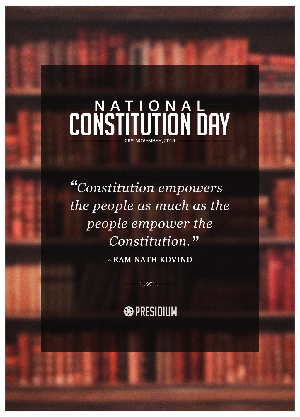 SALUTING THE CONSTITUTION FOR MAKING INDIA A SOVEREIGN NATION