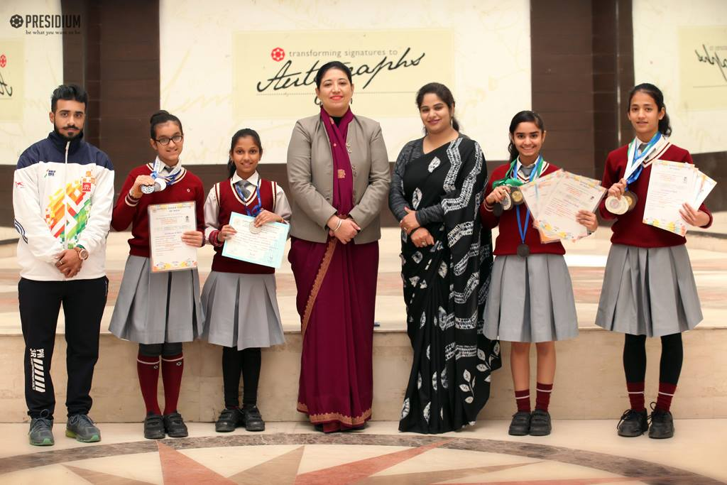 CBSE NATIONAL GYMNASTICS CHAMPIONSHIP