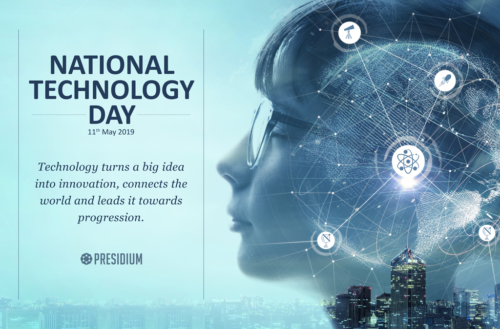 NATIONAL TECHNOLOGY DAY: CELEBRATING INNOVATIONS & DISCOVERIES!