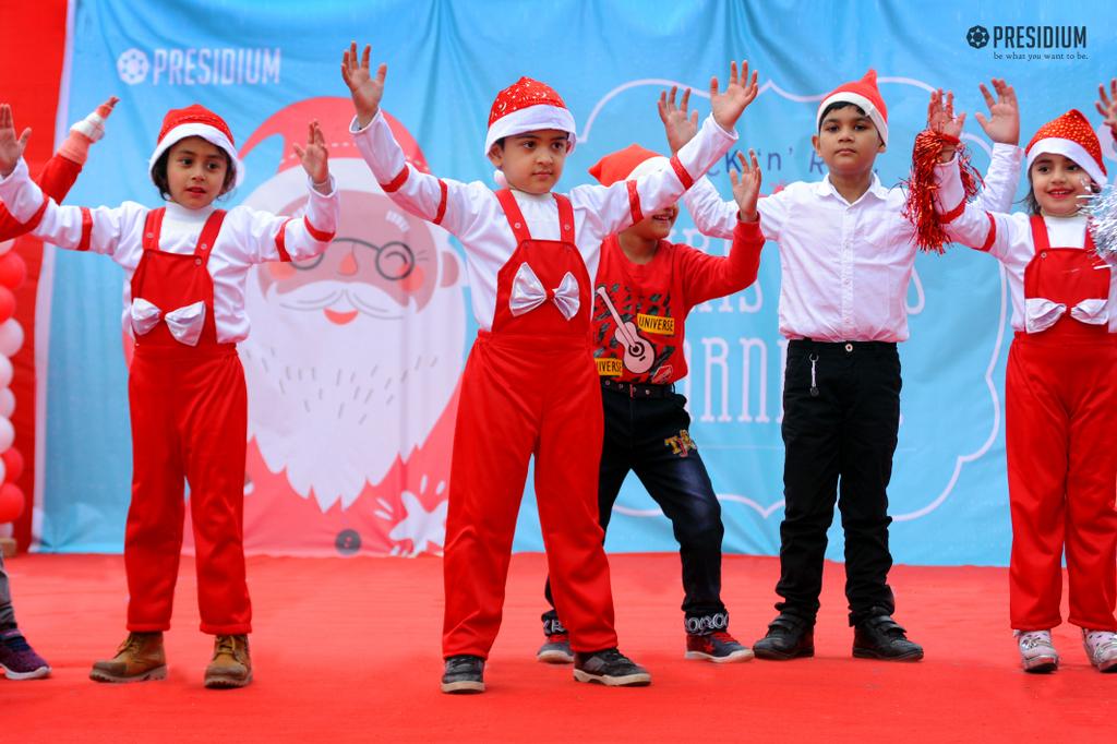 CHRISTMAS CARNIVAL CELEBRATIONS 2020