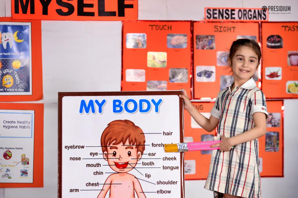 My self body parts 2019