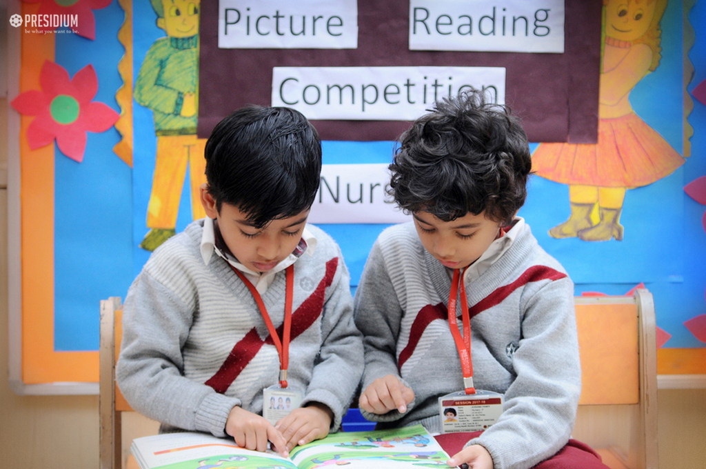 Picture Reading Competition