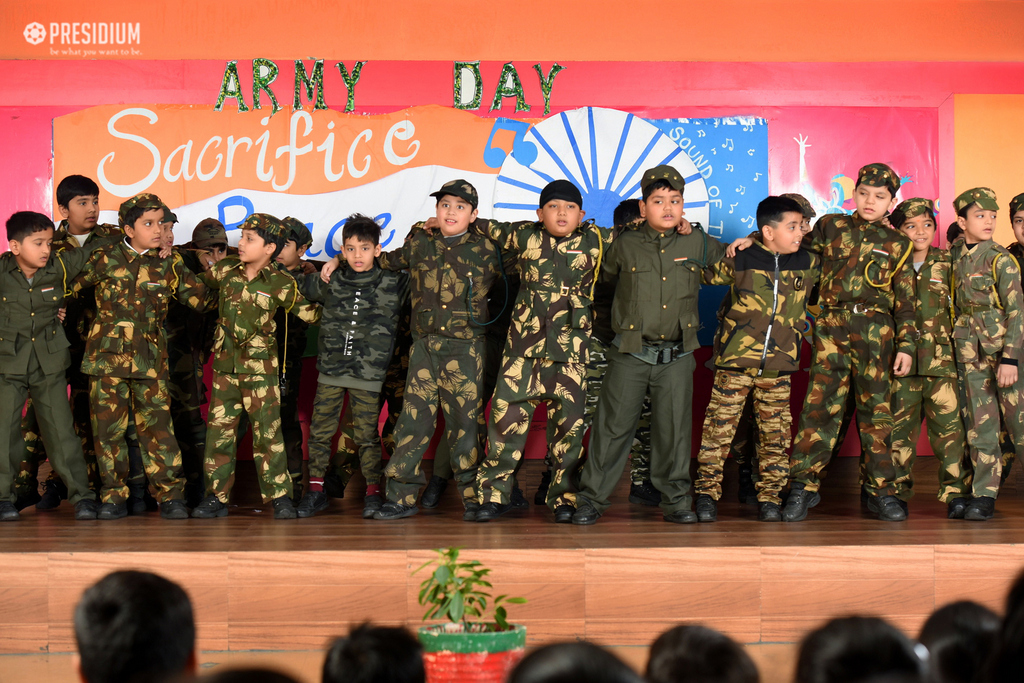 National army day 2019