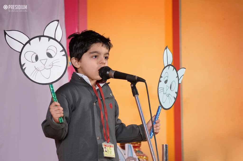 STORY TELLING COMPETITION 2018