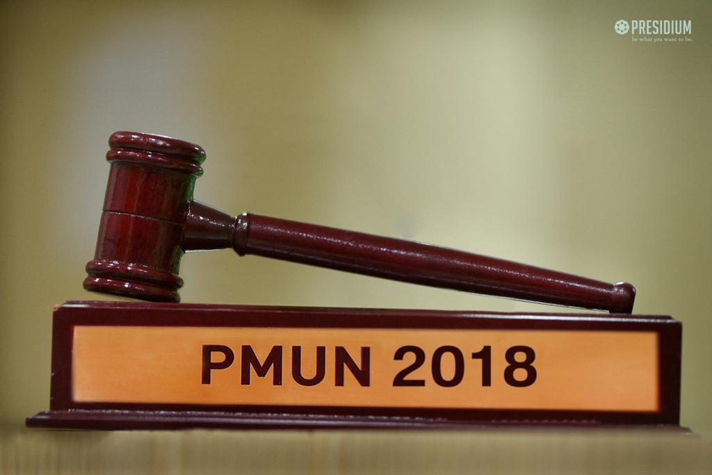 PMUN 2018
