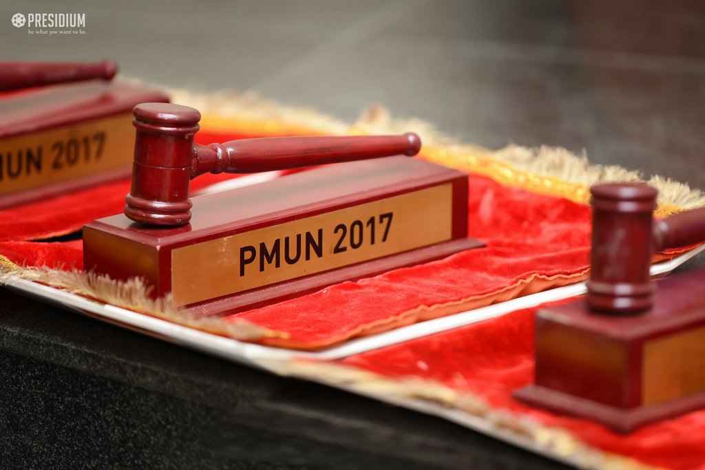 SUCCESSFUL PMUN 2017: PRESIDIUM FOR SUSTAINABLE DEVELOPMENT