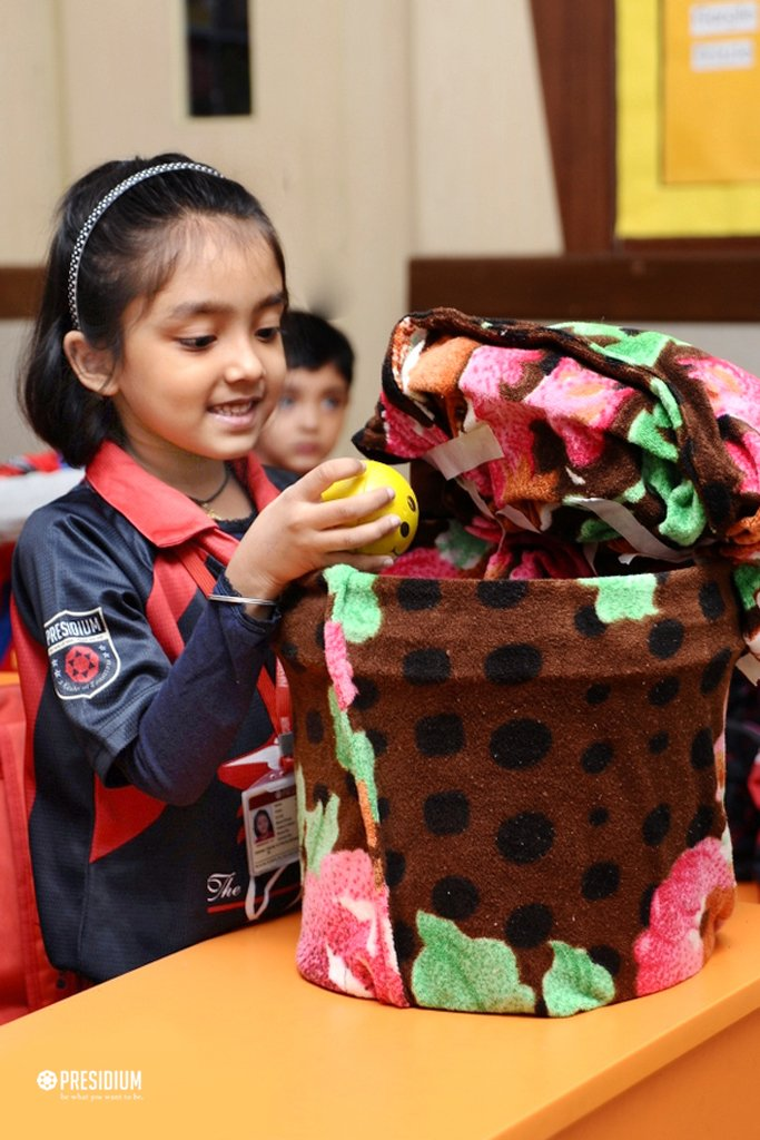 LEARNING THE ART OF RECYCLING AT 'BEST OUT OF WASTE COMPETITION'
