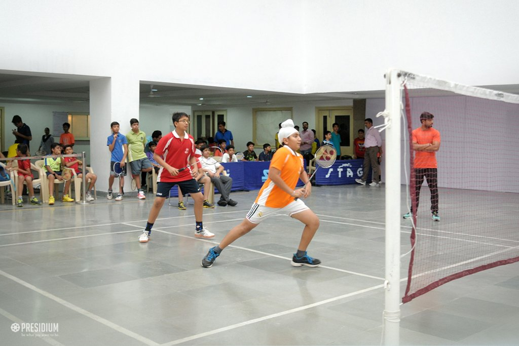 Schools Badminton Championship