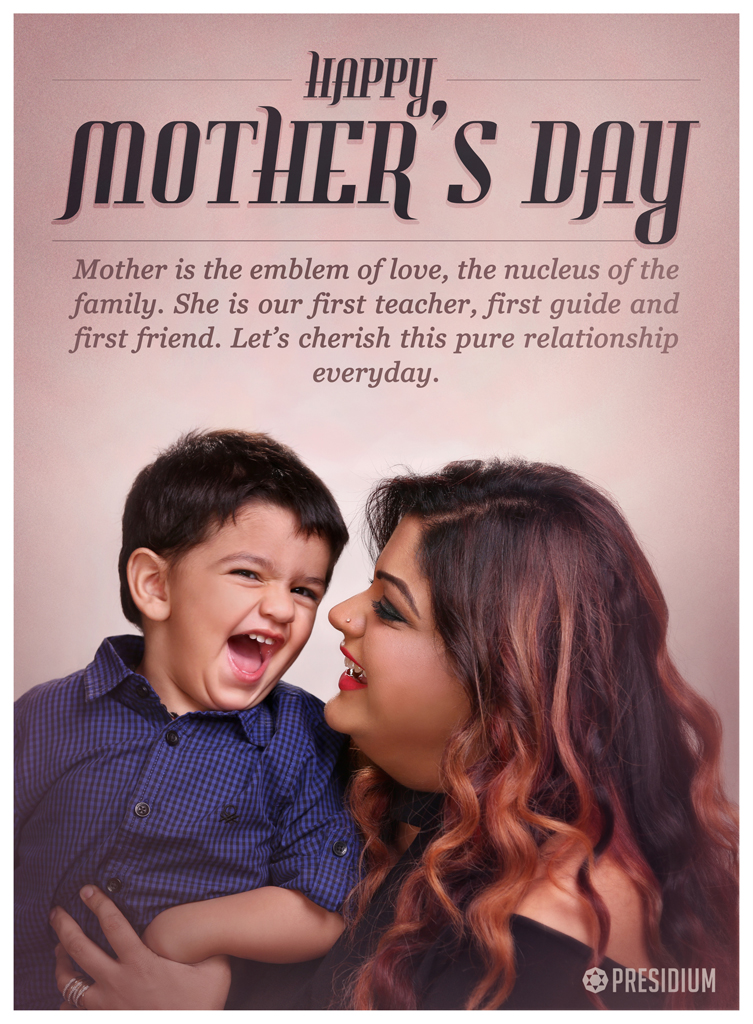 SALUTING THE SPIRIT OF MOTHERHOOD, TODAY & EVERYDAY!