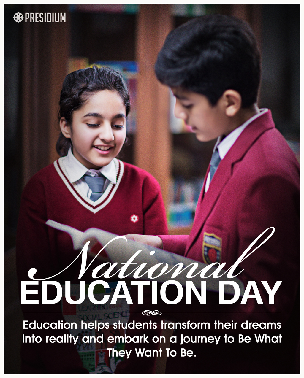 NATIONAL EDUCATION DAY: PAVING THE WAY TO FUTURE!