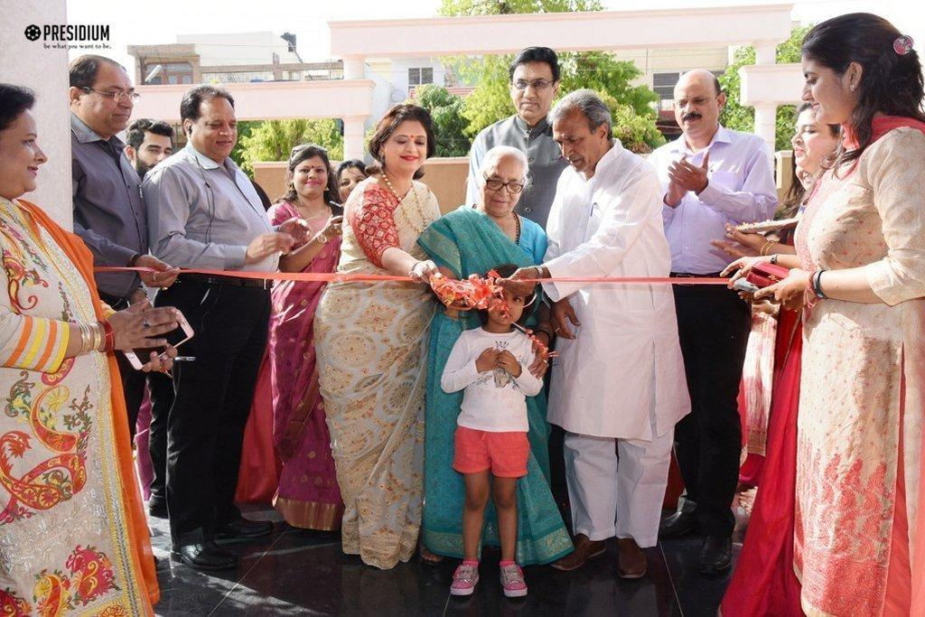 PRESIDIUM CELEBRATES THE INAUGURATION OF ITS NEW BRANCH AT NOIDA