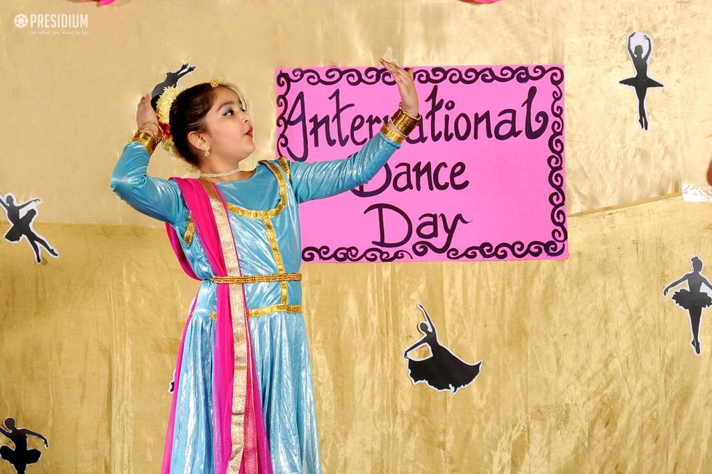 World dance day 2019