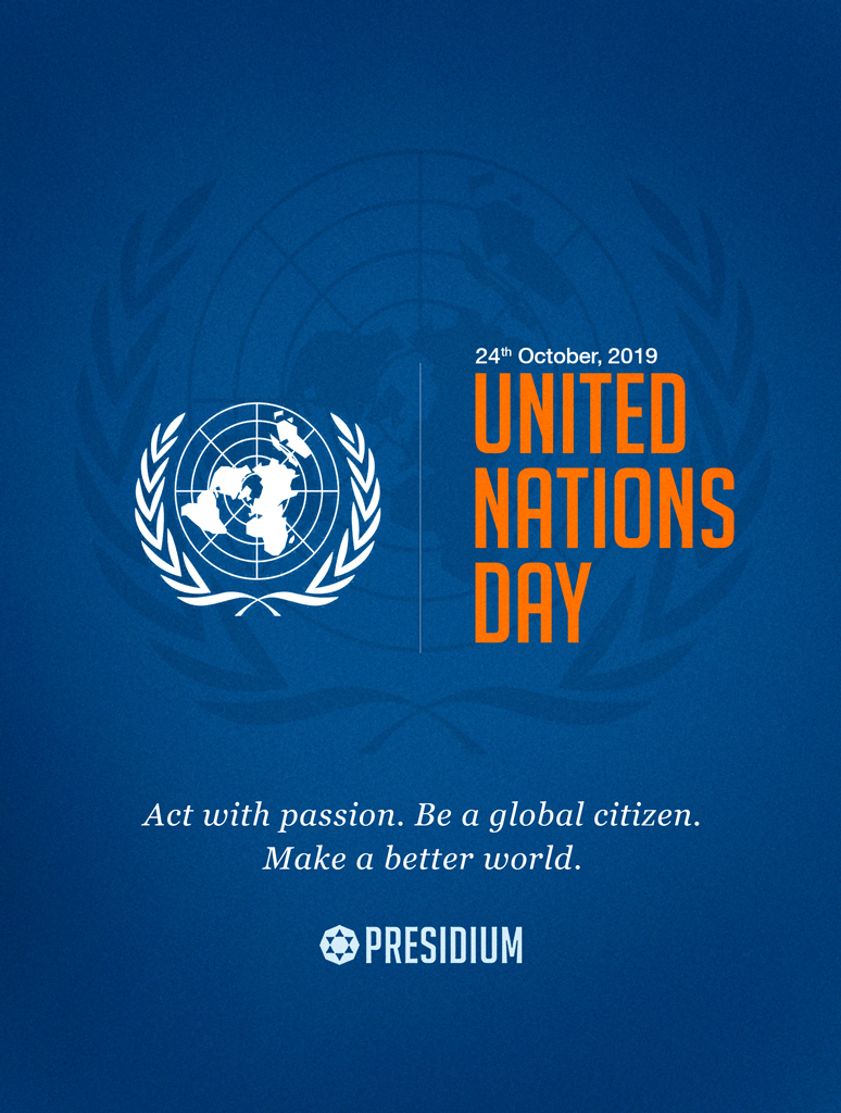 UNITED NATIONS IS THE HOPE AND HOME FOR ALL HUMANKIND