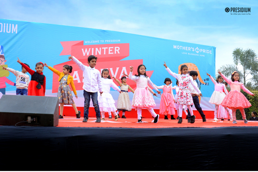 WINTER CARNIVAL: WHEN LIFE BECOMES A CELEBRATION AT PRESIDIUM!