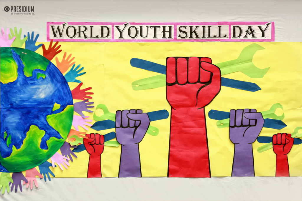 CELEBRATING THE POWER OF YOUTH ON WORLD YOUTH SKILLS DAY