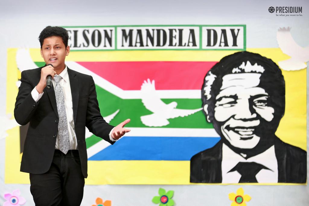 NELSON MANDELA DAY 2019
