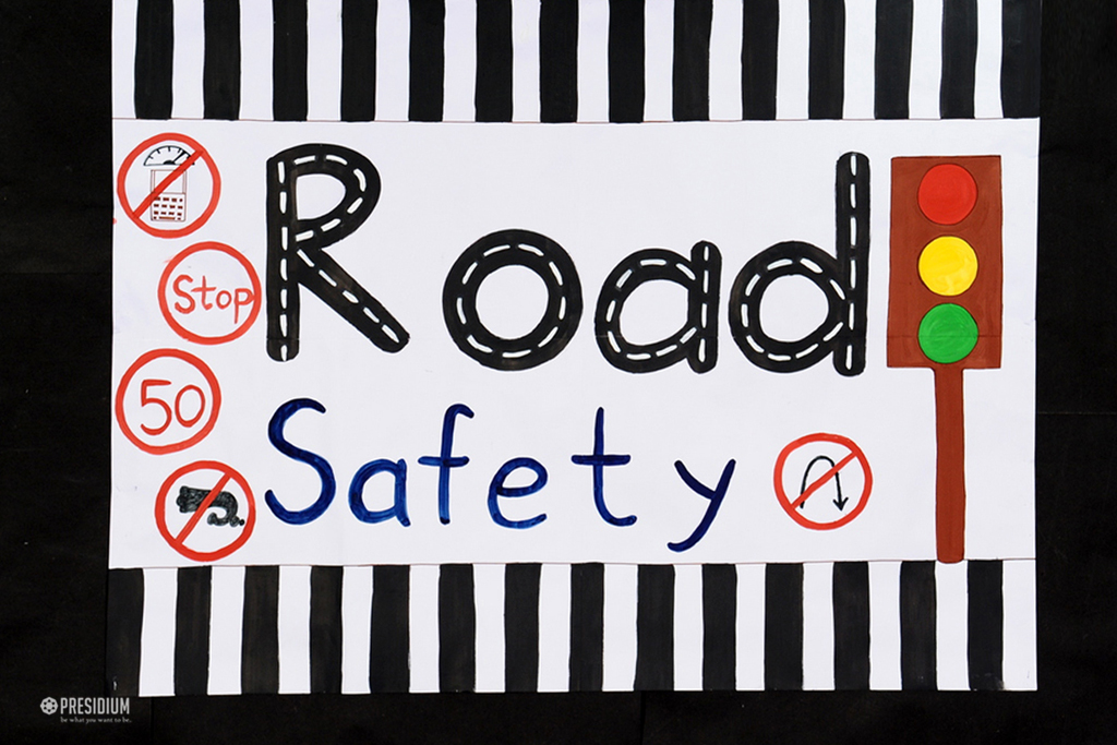 ARMING THE PRESIDIANS WITH CRUCIAL KNOWLEDGE ABOUT ROAD SAFETY