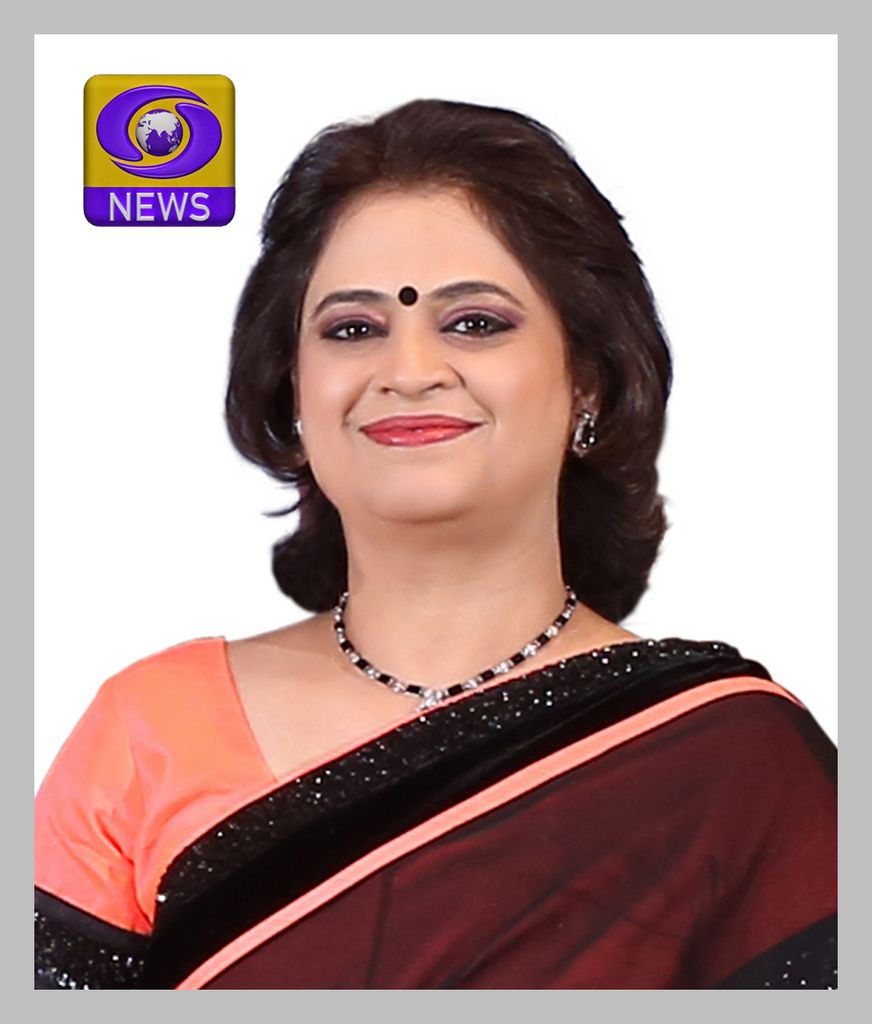 Our Chairperson Shared Her Views and Vision with the Nation on DD News