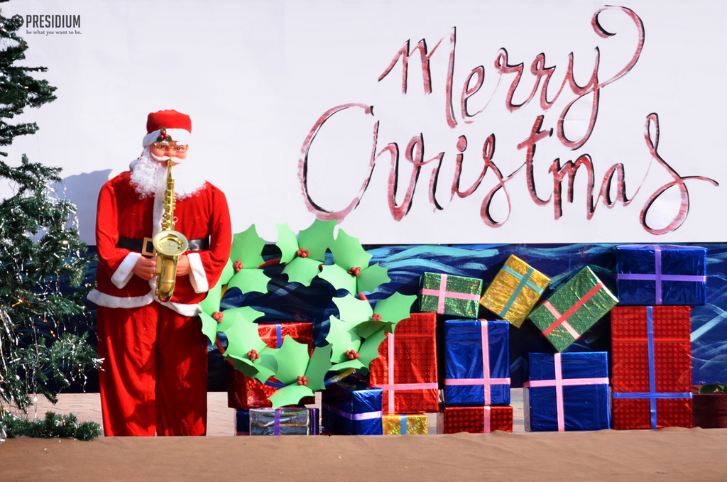 Christmas assembly 2018