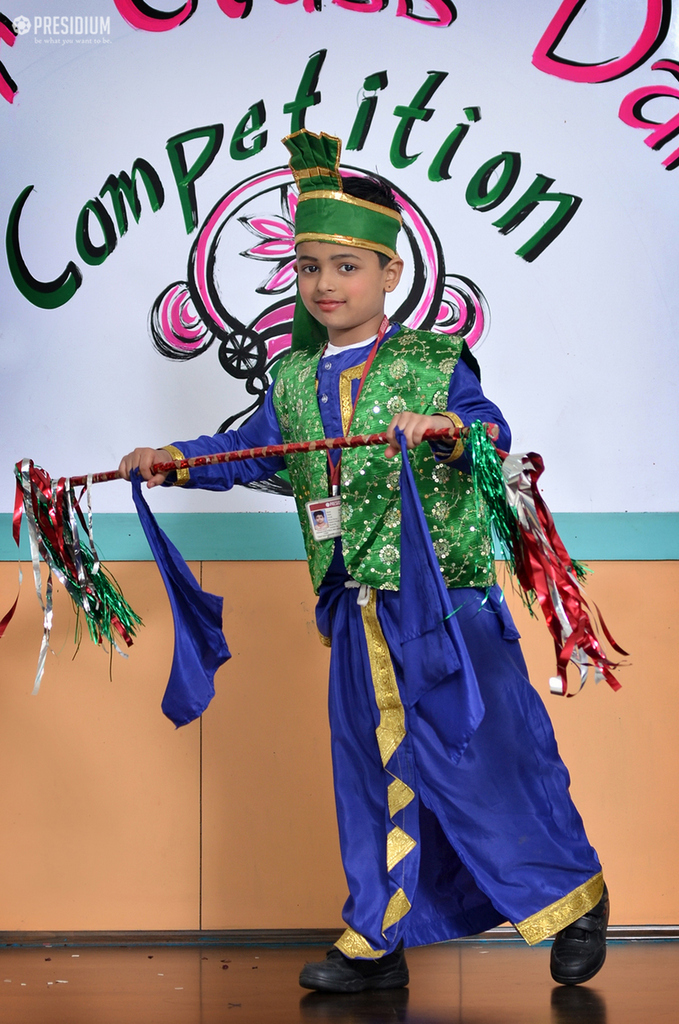 Dance competition 2018