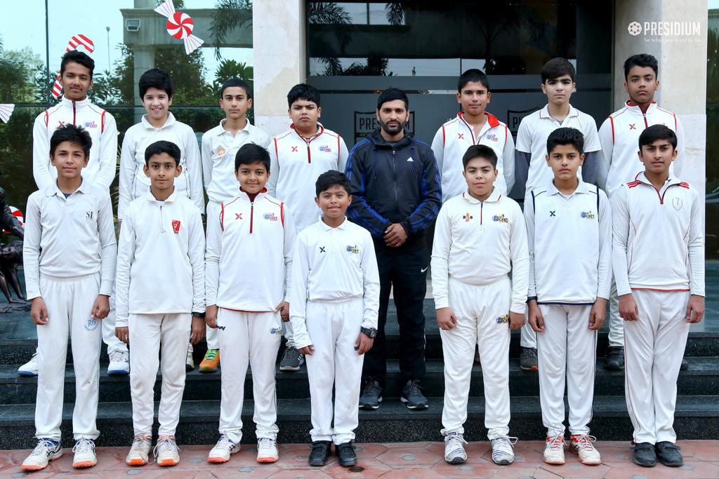 Sport Cricket Achievement 2020
