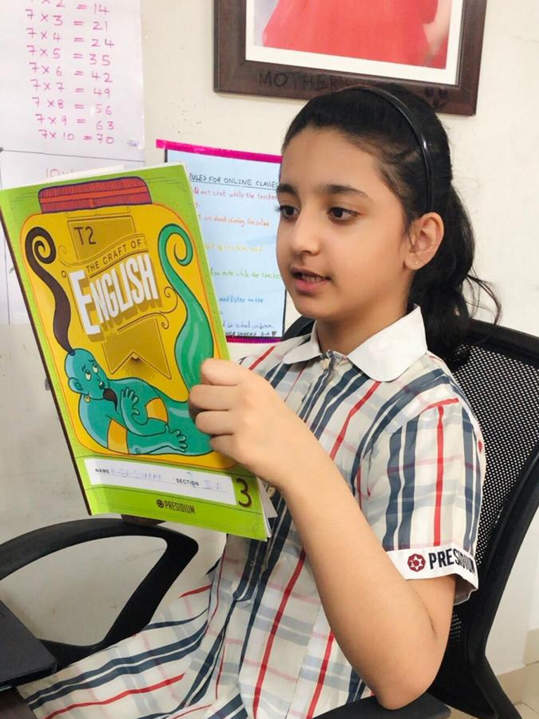 'TODAY A READER, TOMORROW A LEADER'
