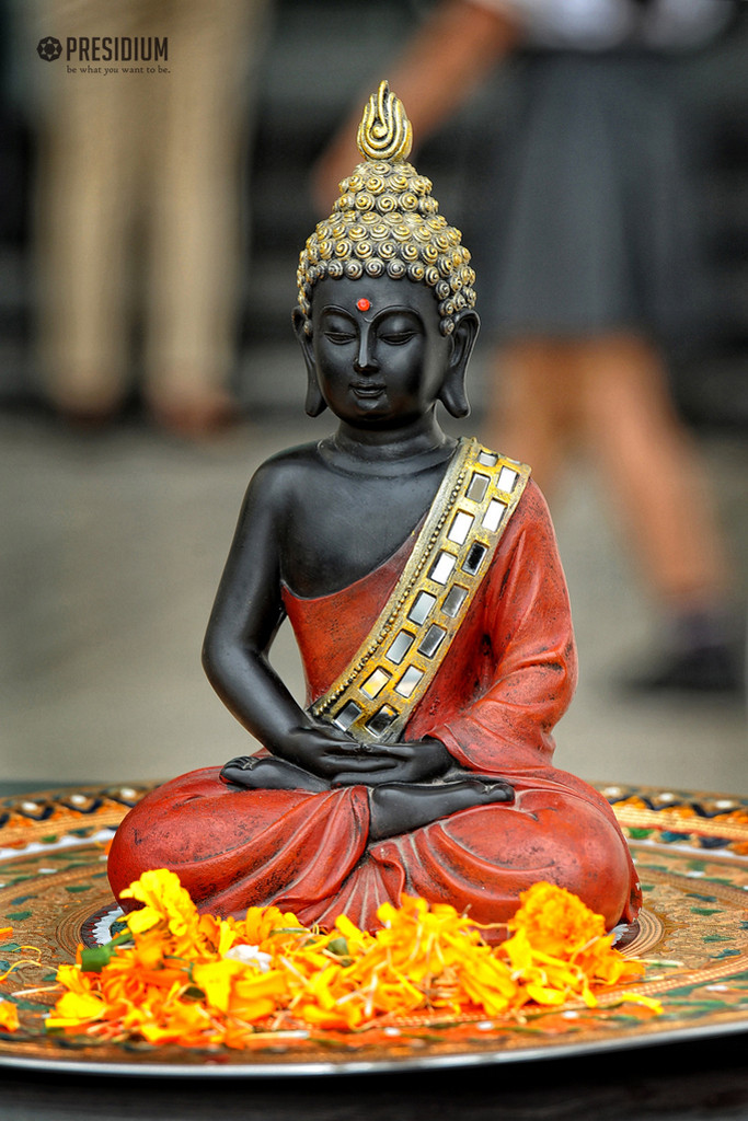 BUDDHA PURNIMA: PRESIDIANS DISCOVER THE PATH TO ENLIGHTENMENT