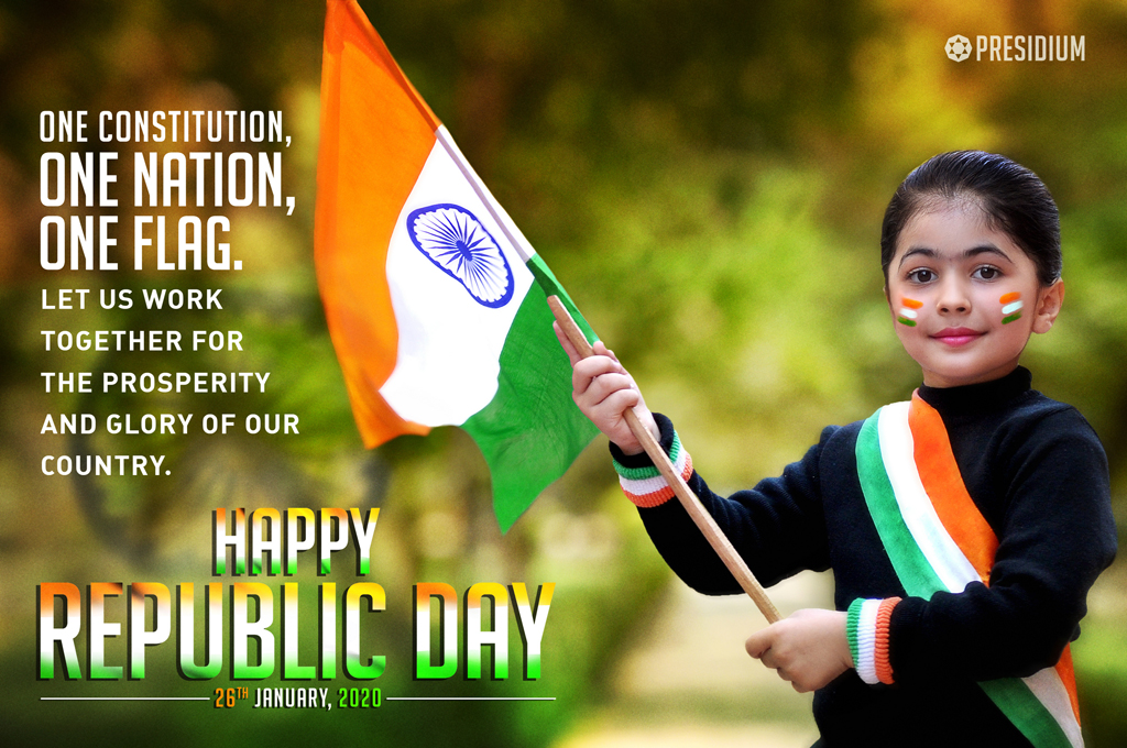 LEADERS OF TOMORROW CELEBRATE 71st REPUBLIC DAY