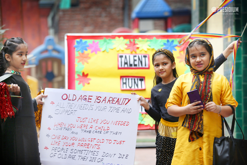 INTER TALENT HUNT COMPETITION 2019