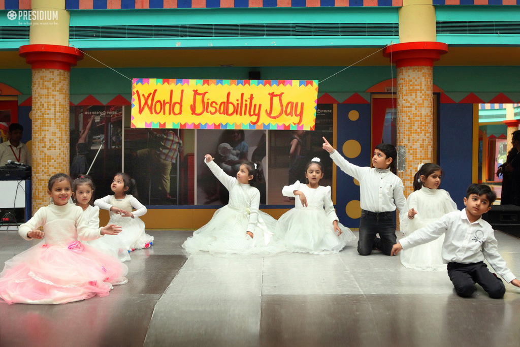 WORLD DISABILITY DAY: CELEBRATING THE SPIRIT OF THE SPECIAL ONES
