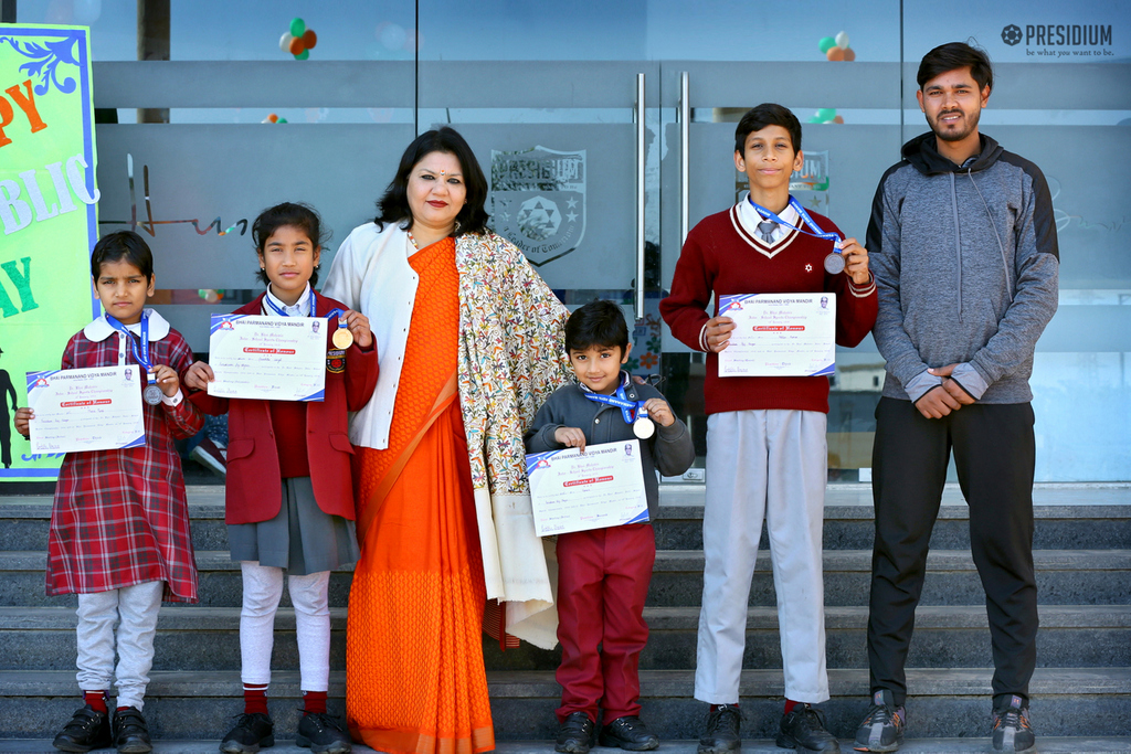 winner students of skating Championship 2020