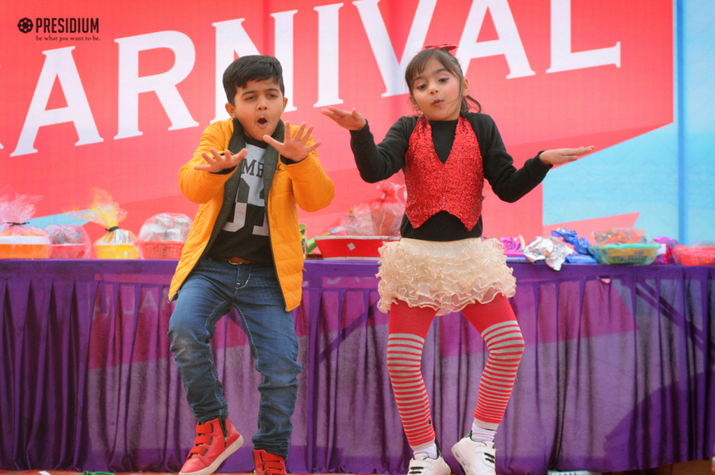 WINTER CARNIVAL WITH REPUBLIC DAY CELEBRATIONS 2019